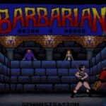 Barbarian - Amiga 500 - 6