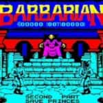 Barbarian - Didaktik Gama 128KB - 1