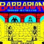 Barbarian - Didaktik Gama 128KB - 2