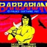 Barbarian - Didaktik Gama 128KB - 3