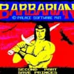 Barbarian - Didaktik Gama 128KB - 5