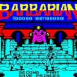 Barbarian - Didaktik Gama 128KB - 6