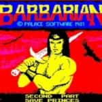 Barbarian - Didaktik Gama 128KB - 8