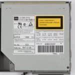 CD-ROM štítek - Toshiba Satellite Pro 480CDT