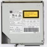 Disketová mechanika štítek - Toshiba Satellite Pro 440CDT
