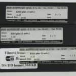 Diskety starší verze na sobě - ESO Plus