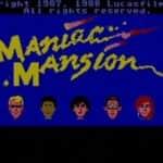 Maniac Mansion - Amiga 500 - 1