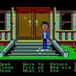 Maniac Mansion - Atari Mega 1 - 4