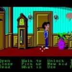 Maniac Mansion - Atari Mega 1 - 5
