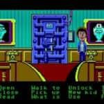 Maniac Mansion - Atari Mega 1 - 6