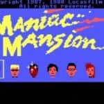 Maniac Mansion - Spacestation PC - 1
