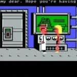 Maniac Mansion - Spacestation PC - 7