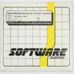 Obal na diskety starší verze - ESO Plus