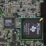 PCMCIA a zvukový čip - Compaq Armada M700