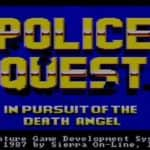 Police Quest – In Pursuit of the Death Angel - Amiga 500 - 04
