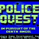 Police Quest – In Pursuit of the Death Angel - Atari Mega 1 - 02