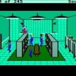 Police Quest – In Pursuit of the Death Angel - Atari Mega 1 - 04