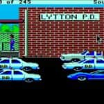 Police Quest – In Pursuit of the Death Angel - Atari Mega 1 - 08