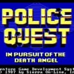 Police Quest – In Pursuit of the Death Angel - Spacestation PC - 03