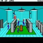 Police Quest – In Pursuit of the Death Angel - Spacestation PC - 06