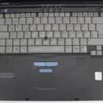 Rozložení klávesnice - Compaq Armada M700