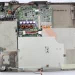 Spodní vana bez základní desky - Toshiba Satellite Pro 440CDT