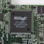Super IO čip - Compaq Armada M700