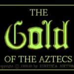 The Gold of The Aztecs - Atari Mega 1 - 2