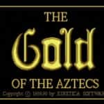 The Gold of The Aztecs - Spacestation PC - 4