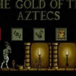 The Gold of The Aztecs - Spacestation PC - 5