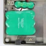 Uložení baterie BIOSu - Toshiba Satellite Pro 480CDT