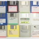 Diskety a užítkovým softwarem - Sharp MZ-800