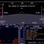 F-19 Stealth Fighter - Amiga 600 - 02