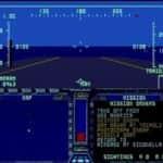 F-19 Stealth Fighter - Atari Mega 1 - 06