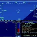 F-19 Stealth Fighter - Atari Mega 1 - 07