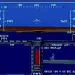 F-19 Stealth Fighter - Atari Mega 1 - 09