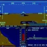 F-19 Stealth Fighter - Atari Mega 1 - 12