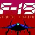 F-19 Stealth Fighter - Spacestation PC - 01