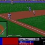 Hardball - Amiga 600 - 4