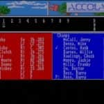 Hardball - Amiga 600 - 5