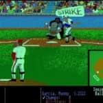 Hardball - Atari Mega 1 - 4