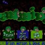 Lemmings - Atari Mega 1 - 09