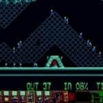 Lemmings - Atari Mega 1 - 16