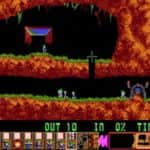 Lemmings - Spacestation PC - 2