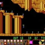 Lemmings - Spacestation PC - 3