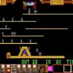 Lemmings - Spacestation PC - 4