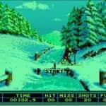 Winter Games - Atari Mega 1 - 01