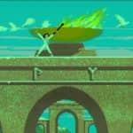 Winter Games - Atari Mega 1 - 04