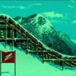 Winter Games - Atari Mega 1 - 09