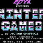 Winter Games - Spacestation PC - 13